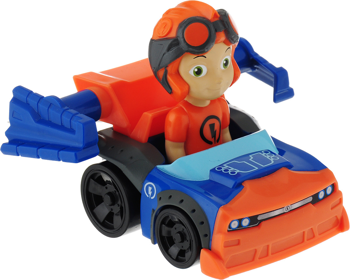 Игровой набор Rusty Rivets Машинка героя 6041628_20097171 rusty rivets model 1шт
