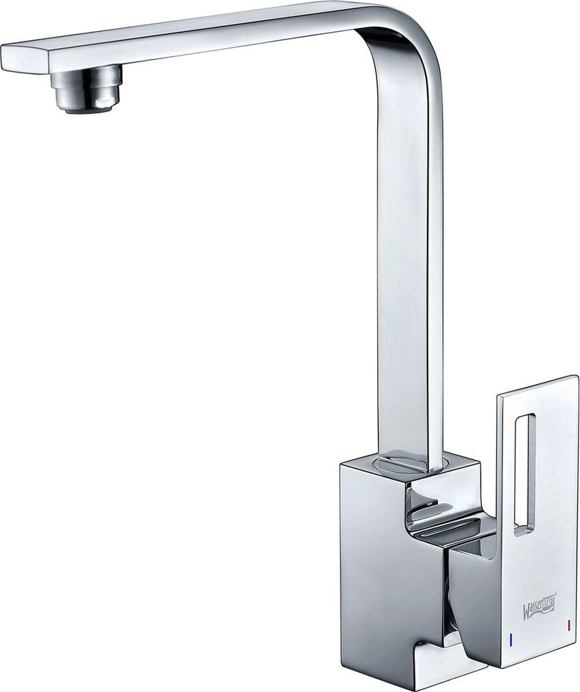Смеситель для кухонной мойки WasserKraft Alme 1500. 1507 цена