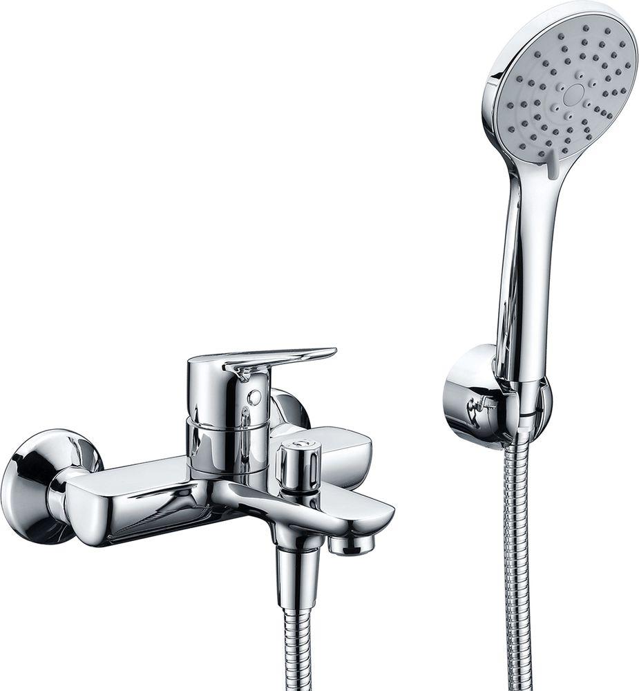 Смеситель для ванны WasserKraft Lippe 4500, с коротким изливом. 4501