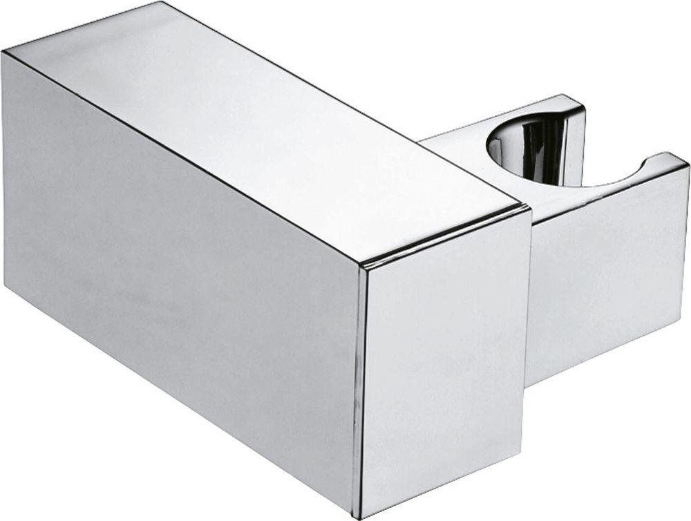 Держатель душевой лейки WasserKraft, настенный. A011 держатель душевой лейки duschy держатель для душа серебристый