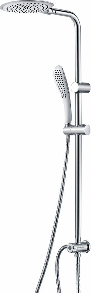 Комплект душевой WasserKraft: 1-функциональная лейка, насадка. A045 цена