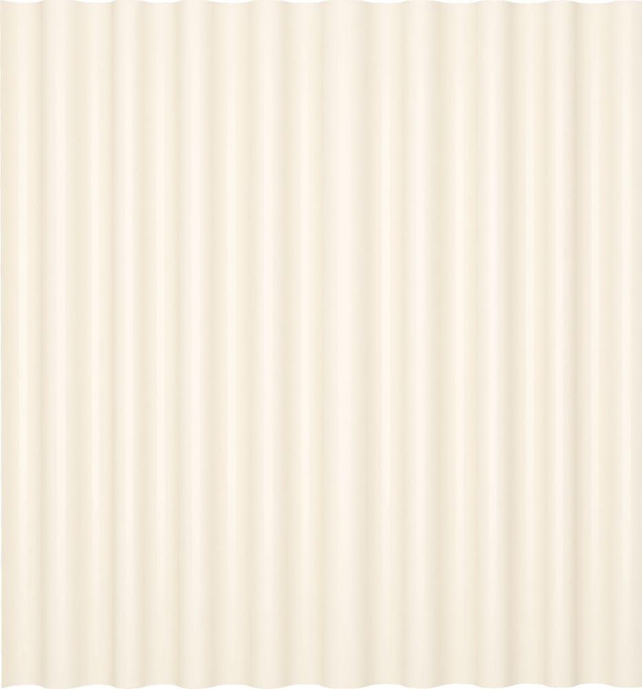 Штора для ванной WasserKRAFT Vils, 180 х 200 см. SC-10101SC-10101Прочные люверсы,Низ шторки оснащен утяжелителем, Кольца белого цвета