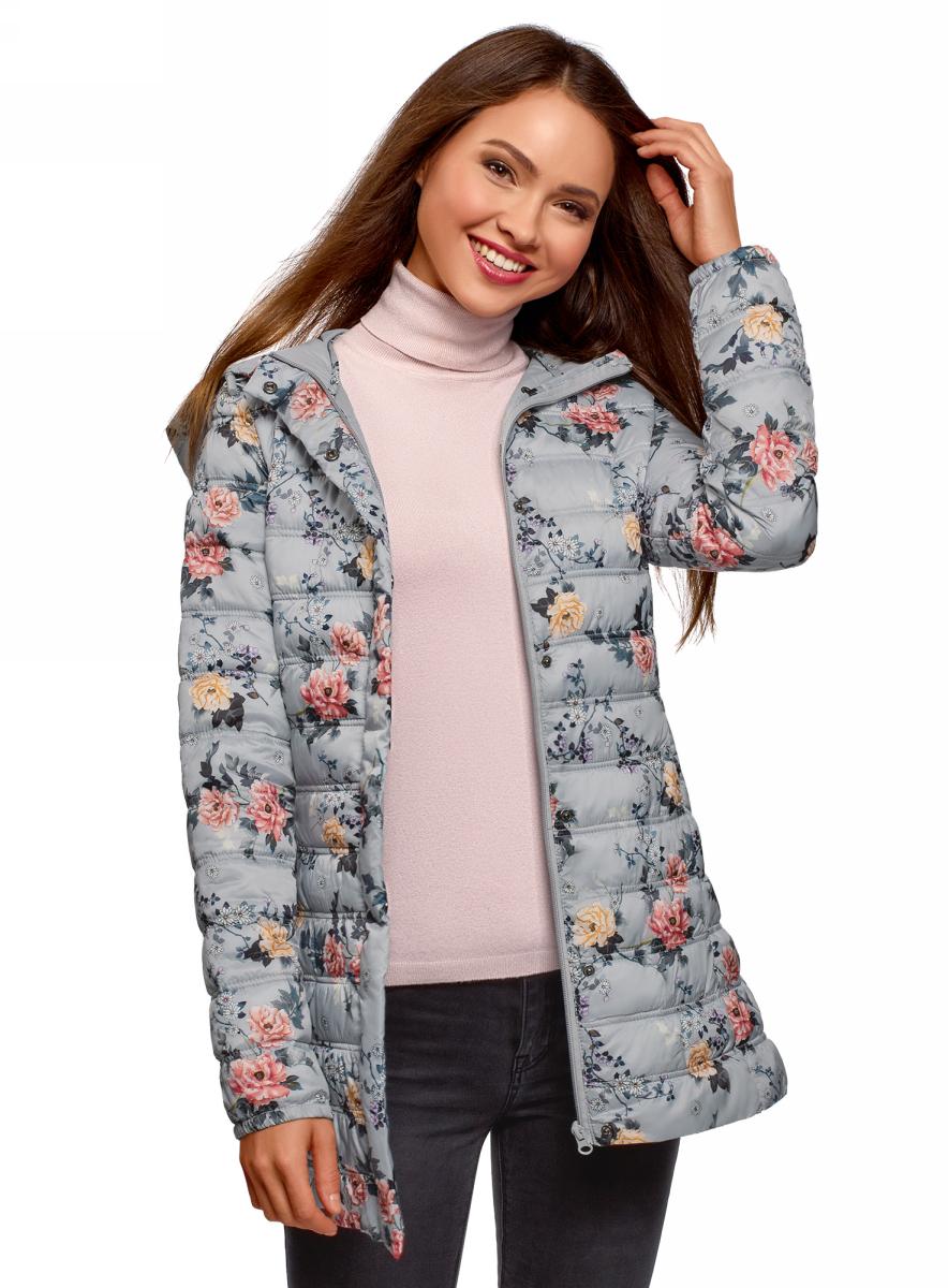 Куртка oodji удлиненная куртка с капюшоном peggy ho удлиненная куртка с капюшоном