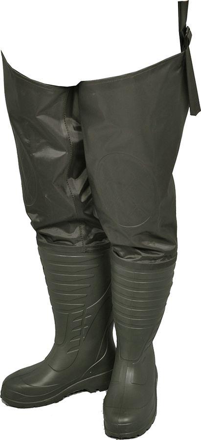 Сапоги для рыбалки мужские Nordman Expert, цвет: олива. pe_5_rn_new-516-46/47. Размер 46/47 сапоги мужские дарина эверест гео плюс с надставкой и утеплителем цвет оливковый размер 46