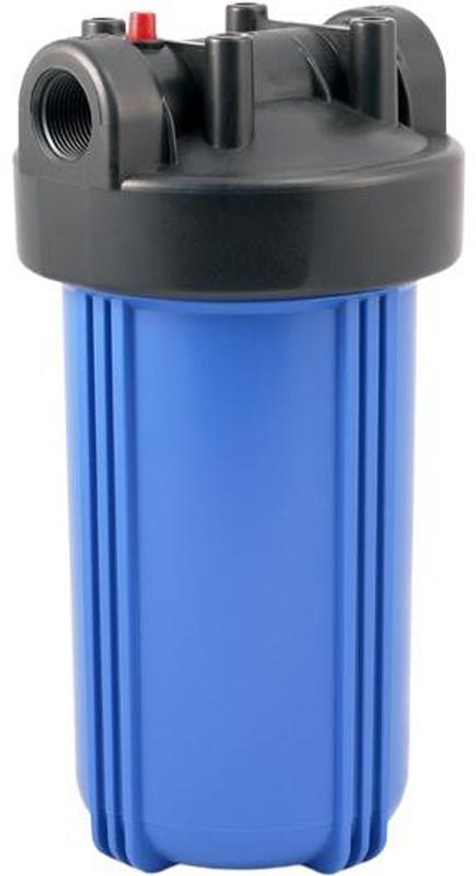Фильтр для воды Fibos, магистральный, для финишной очистки, угольный, ХВС, 3 м3/ч цены онлайн