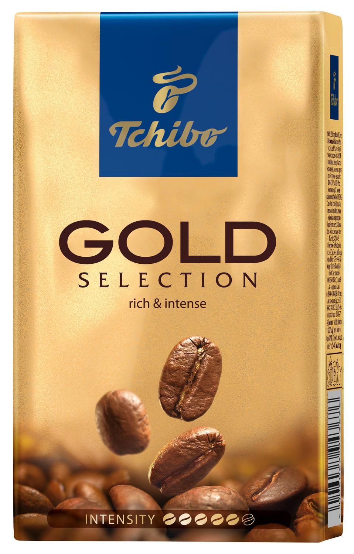 Tchibo Gold Selection кофе молотый, 250 г tchibo espresso sicilia style кофе молотый 250 г