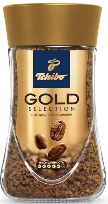 Tchibo Gold Selection кофе растворимый, 47,5 г