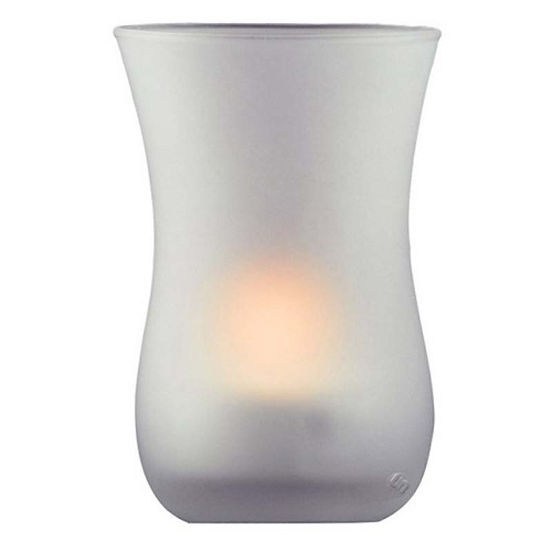 Ночник Ultra LIGHT CZ-1C Стакан Ночник-свеча LED 0,2Вт CR2032(таблетка) настольный светильник ультра лайт cz 2 a ночник часы к