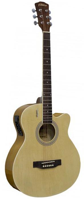 Elitaro E4040EQ, Beige электро-акустическая гитара цена