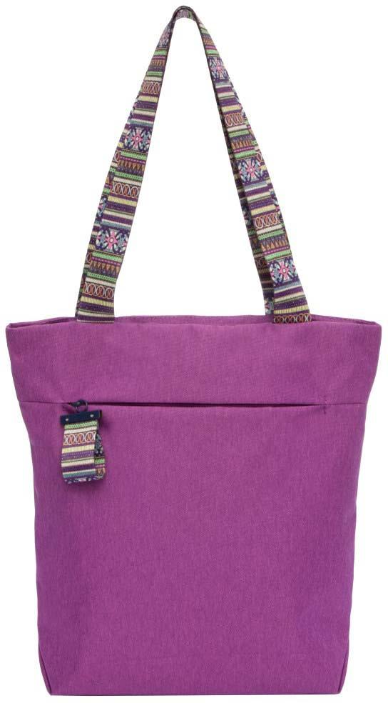 Сумка молодежная Grizzly, цвет: фиолетовый, 8 л. MD-942-2 стоимость