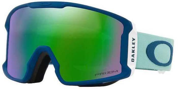 Маска горнолыжная Oakley Line Miner XM , цвет: синий. 0OO7093-70931800