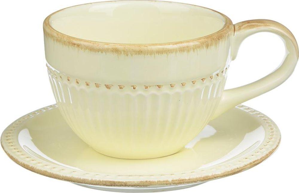 Чайная пара Millimi Ваниль, 300 мл, 2 предмета. 820687 чайная пара экспресс белье 2 предмета