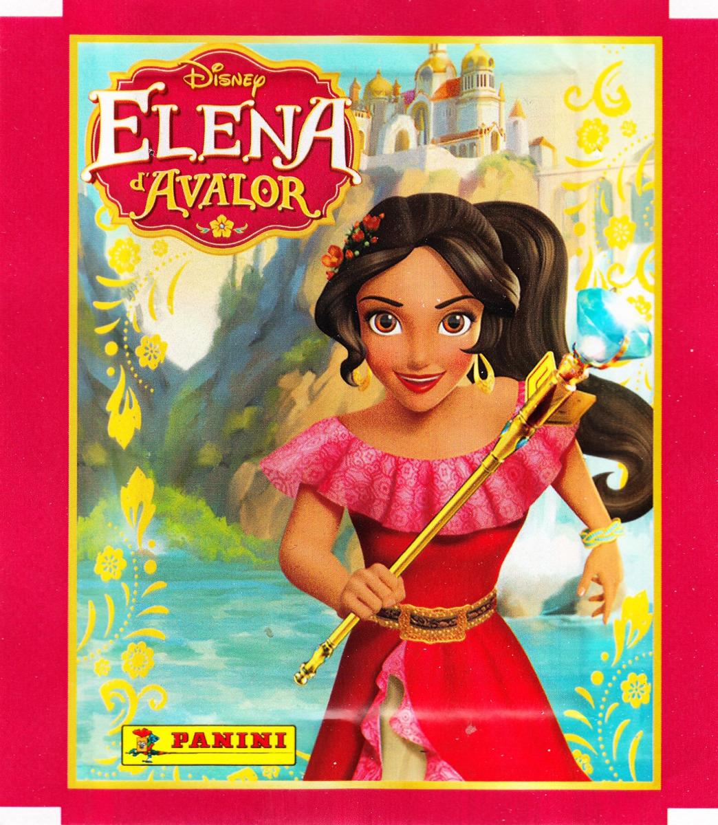 Набор наклеек Panini Elena of Avalor / Елена - принцесса Авалора, 5 шт набор наклеек panini elena of avalor елена принцесса авалора 5 шт