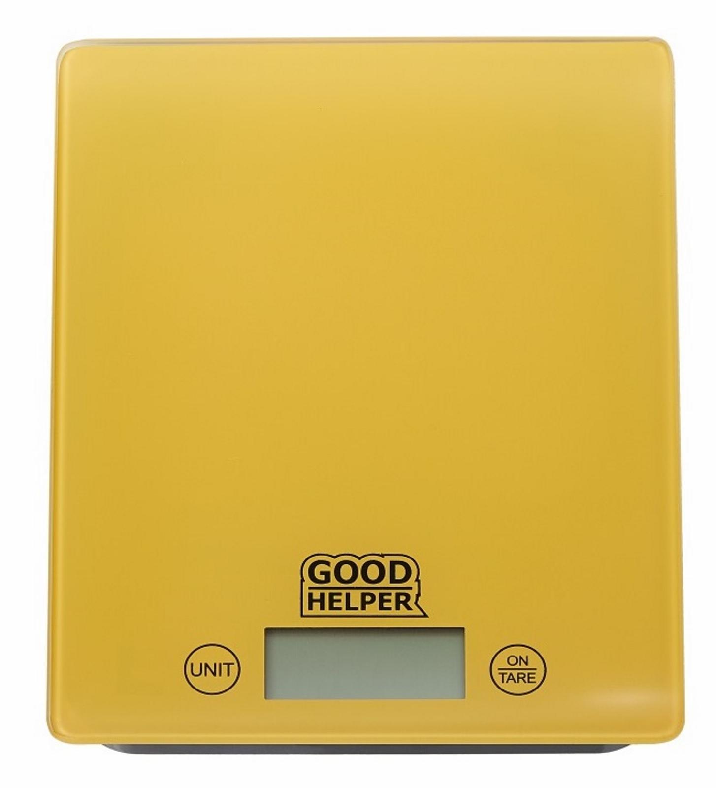 Кухонные весы GOODHELPER Весы кухонные KS-S04, бежевый кухонные весы goodhelper ks s04 гол