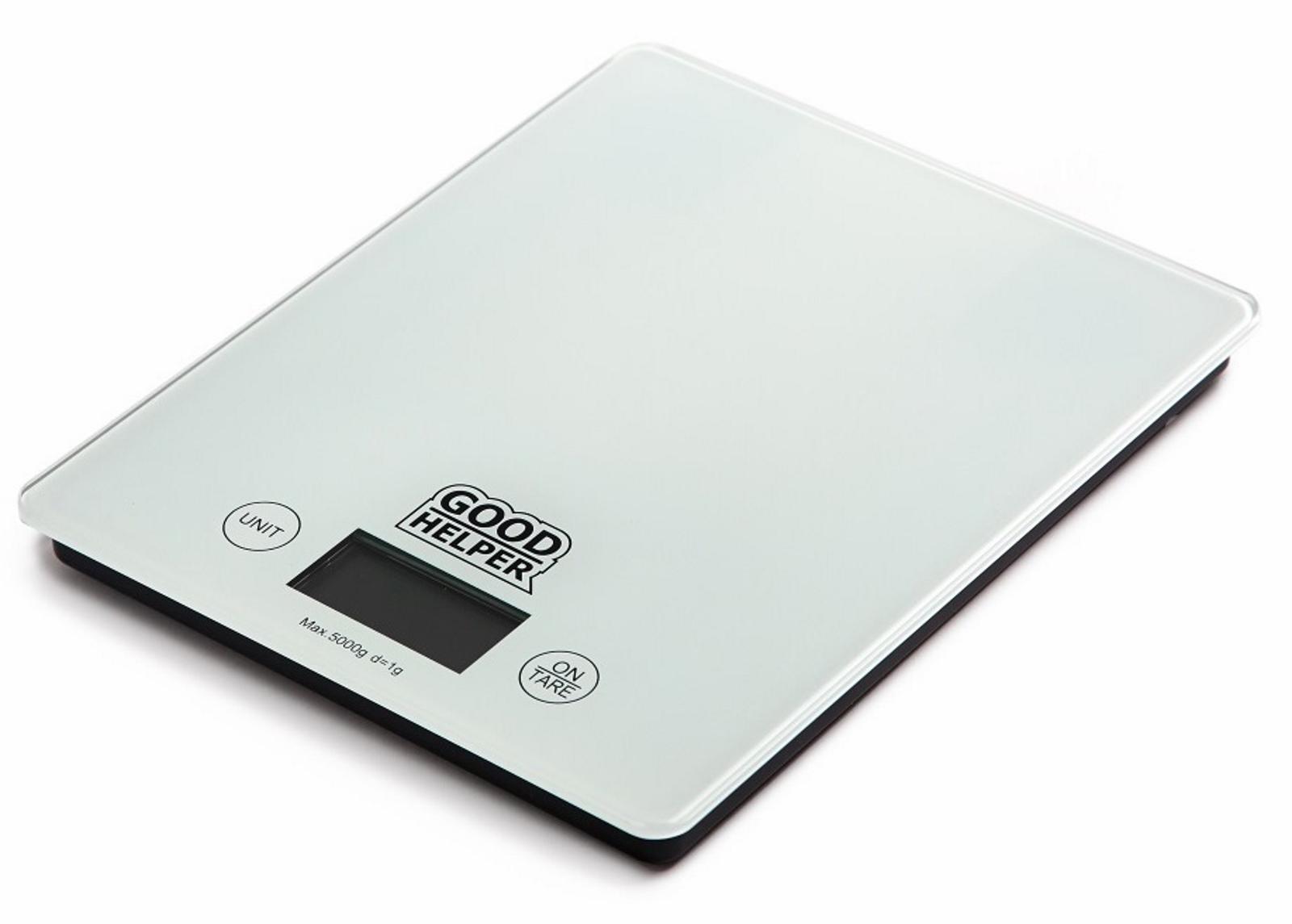 Кухонные весы GOODHELPER Весы GOODHELPER кухонные KS-S04, KS-S04 белый, белый кухонные весы goodhelper ks s04 гол
