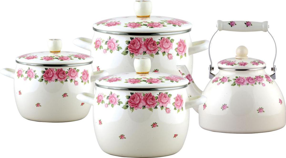 Набор посуды Winner Rose. WR-1523 цены