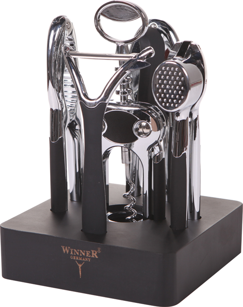 Набор открывалок Winner WR-7101, 6 предметов набор открывалок winner wr 7103 6 предметов