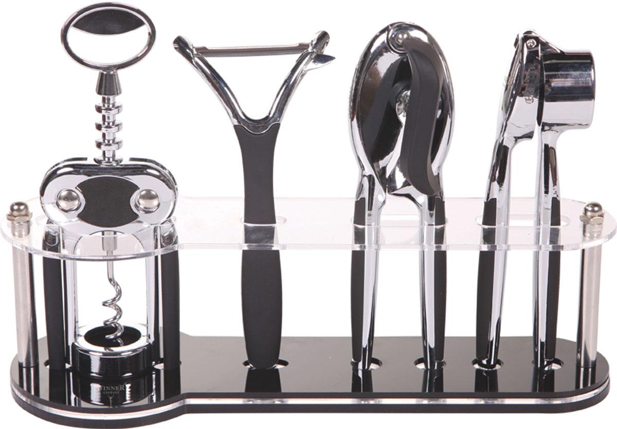 Набор открывалок Winner WR-7102, 5 предметов набор открывалок winner wr 7103 6 предметов