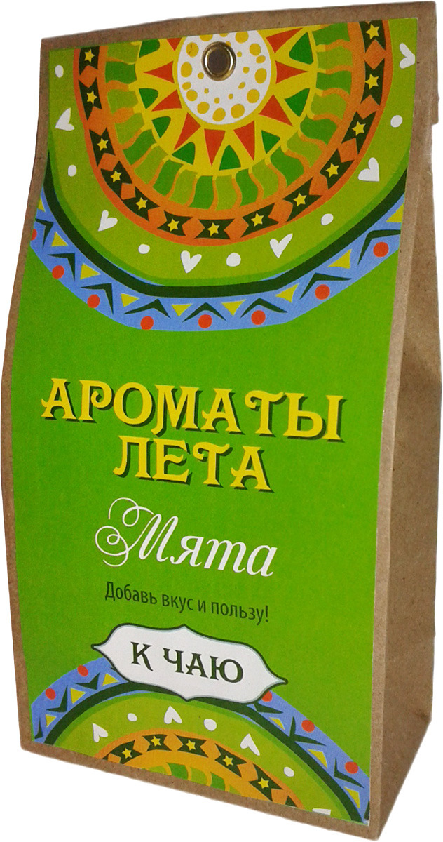 Травы к чаю Ароматы лета Мята, 50 г