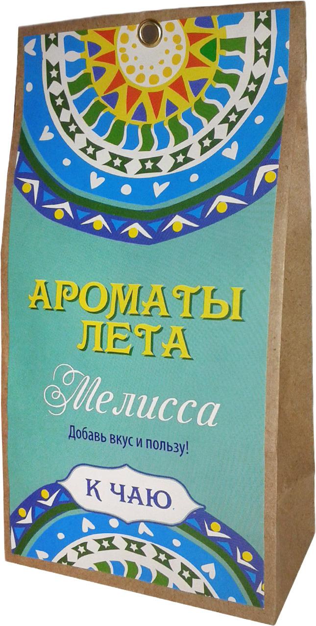 Травы к чаю Ароматы лета Мелисса, 50 г