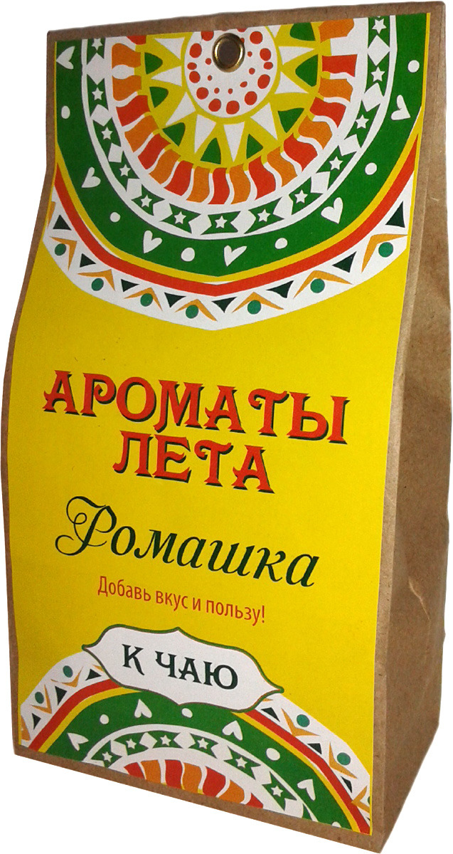 Травы к чаю Ароматы лета Ромашка, 50 г