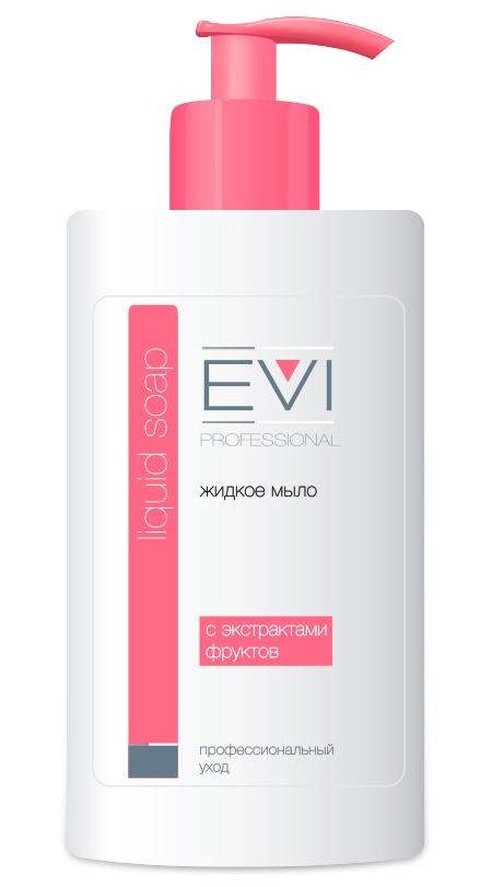 Фото - Мыло косметическое EVI professional жидкое мыло для профессионального ухода 450 мл. 005-030 жидкое пенящееся мыло для рук shavo green 450 мл