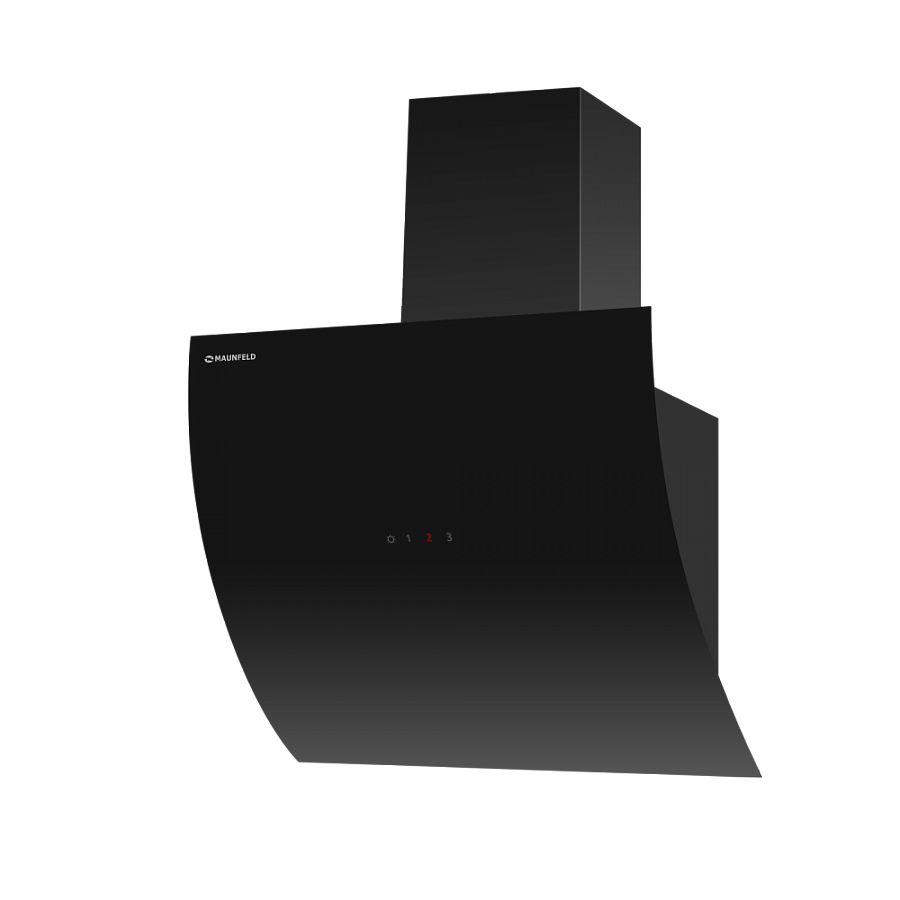 Вытяжка MAUNFELD, SKY STAR 60 BLACK, черныйгл0701ГАРАНТИЯ 3 ГОДА! Дизайн Современная вытяжка наклонного типа с богатым функционалом и интересным, дизайнерским решением, скрывающим жироулавливающий фильтр за глянцевым стеклом. Вытяжка выполнена из высококачественной стали и отделана прочным закаленным стеклом, позволяющим комфортно очищать его поверхность. Даже при активной эксплуатации вытяжки ее внешний вид не поддается каким-либо изменениям. Современный функционал Вытяжка оснащена современным сенсорным управлением 3-мя скоростями и цифровым дисплеем. Временной таймер позволяет выполнять проветривание помещения и автоматически выключится через заданное время. Периметрическое всасывание надежно очищает воздух от жира, копоти и запахов. Жировой коллектор надежно удерживает жир и копоть и легко поддается очистке. Производительность и мощность Полная потребляемая мощность составляет 200 Вт, а максимальная производительность 1050 м3/ч, что позволяет работать на кухнях большой площади и эффективно очищать воздух. Уровень шума Мы производим наши вытяжки из высококачественных материалов, которые позволяют добиться низкого уровня шума 48 Дб при высокой производительности. Подсветка рабочей зоны Модель оснащена ярким Led освещением (светодиодные лампы), света которого достаточно для комфортного приготовления пищи на плите. Цветовая гамма Модель выпускается в черном и белом цвете. Монтаж Наклонная вытяжка монтируется на стену над поверхностью плиты. На ваш выбор можно сделать отвод в вентиляционное отверстие или использовать сменный ...