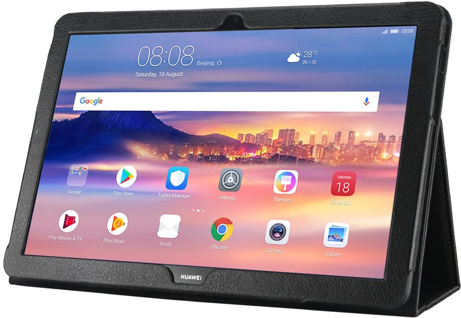 "Чехол IT Baggage для планшета Huawei Media Pad T5 10"", цвет: черный"