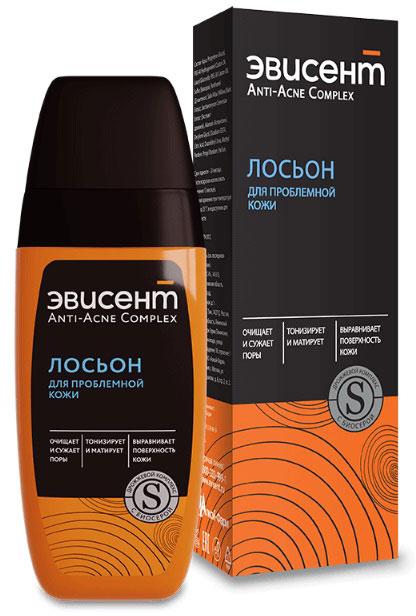 ЭВИСЕНТ Лосьон для проблемной кожи фл. 150мл шампунь эвисент