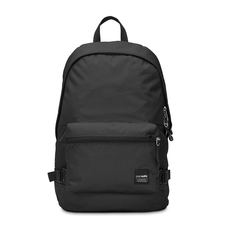 Рюкзак для ноутбука Pacsafe Рюкзак антивор Slingsafe LX400, цвет: черный, 20 л, черный цена