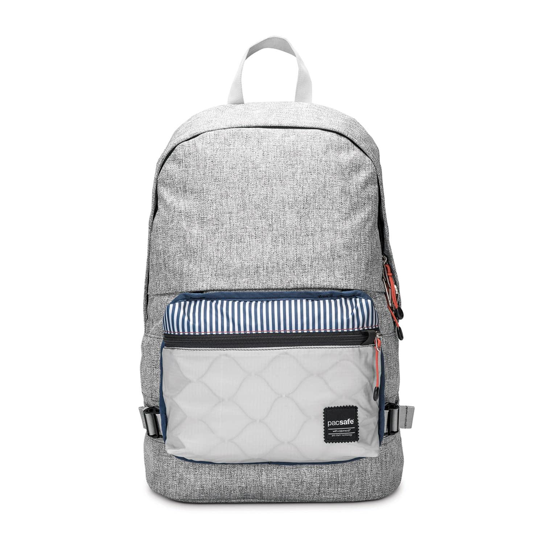 Рюкзак для ноутбука Pacsafe Рюкзак антивор Slingsafe LX400, цвет: серый, 20 л, серый