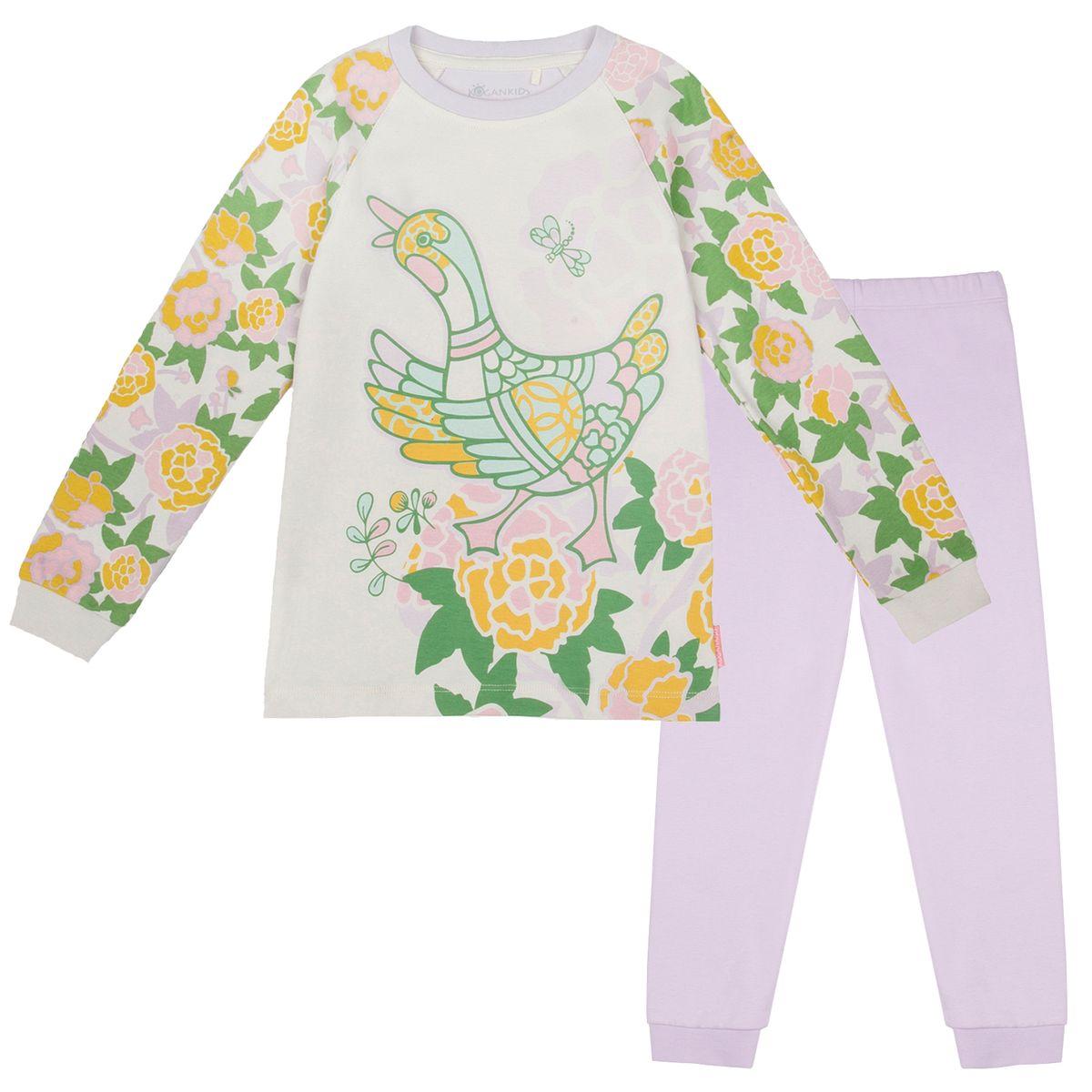 Фото - Пижама Kogankids пижамы и ночные сорочки kogankids пижама для девочки 171 144 04
