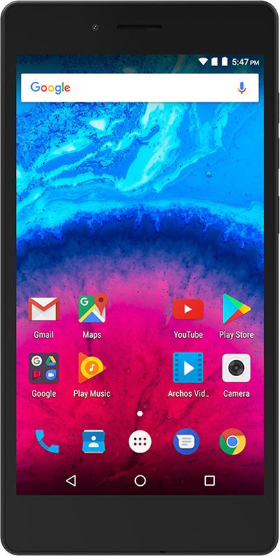 Смартфон Archos Core 50 Lite 1/8GB black inter step sh 50 lite is hd sh50tablt
