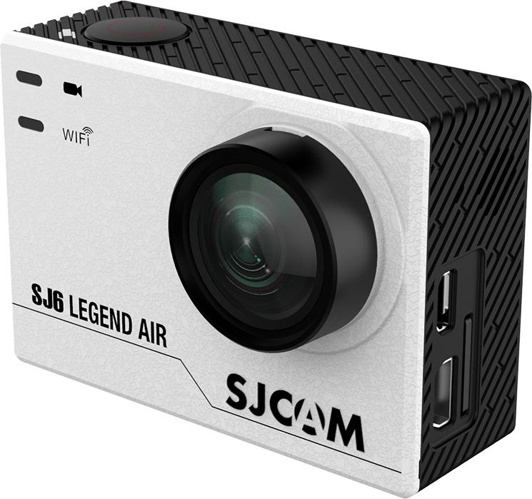 Экшн-камера SJCam Legend Air SJ6 1xCMOS 14Mpix белый denn dac211 экшн камера