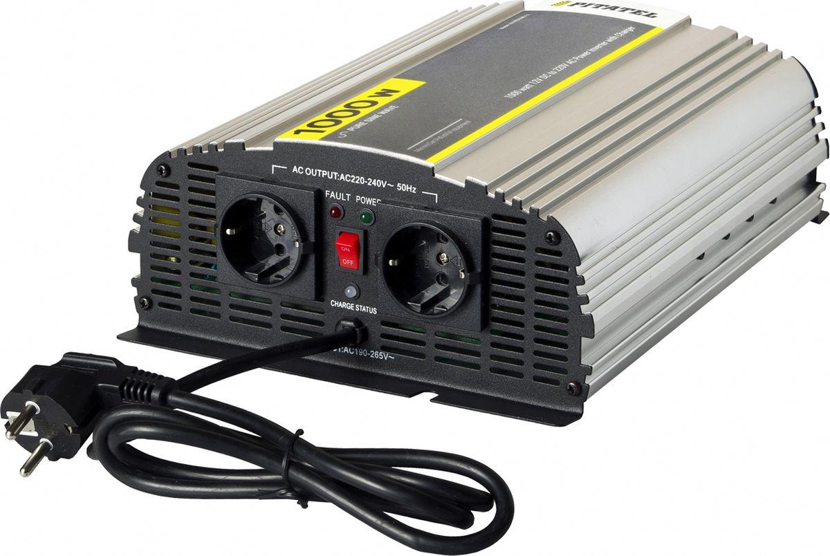 Источник бесперебойного питания Pitatel KV-PU1000.12 увлажнитель воздуха щита питания 25 вт 34 в входное напряжение 220 в 240 в