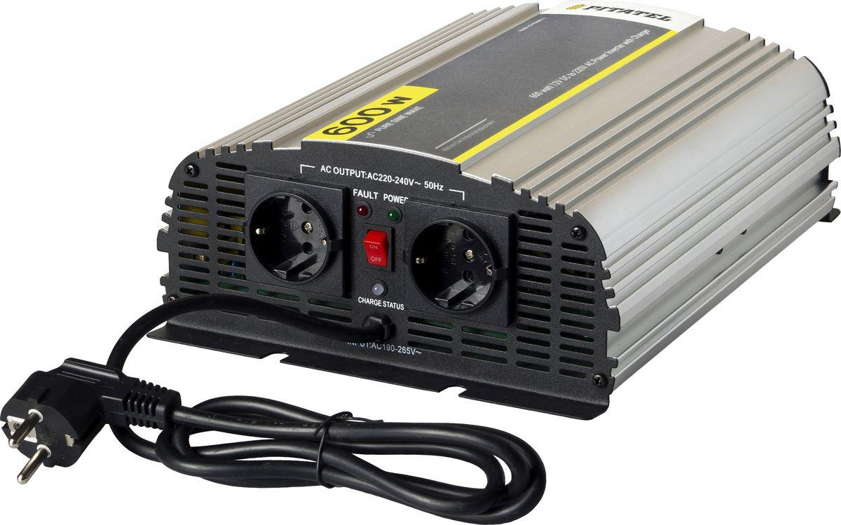 Источник бесперебойного питания Pitatel KV-PU600.12 увлажнитель воздуха щита питания 25 вт 34 в входное напряжение 220 в 240 в