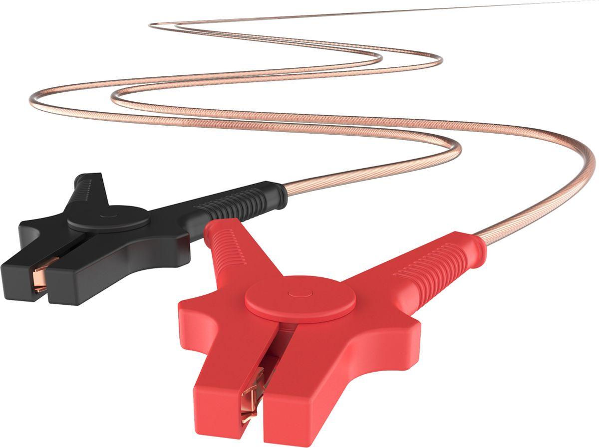 Провода вспомогательного запуска Pitatel XF-16Cu, сечение 16 мм2, 3 мXF-16Cu• Размеры: длина 3 метра (сечение 16 мм2)