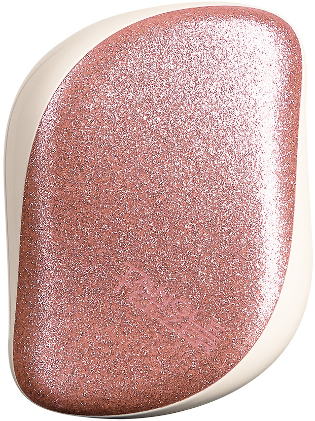 Расческа Tangle Teezer Compact Styler Rose Gold Glaze, цвет: розовый