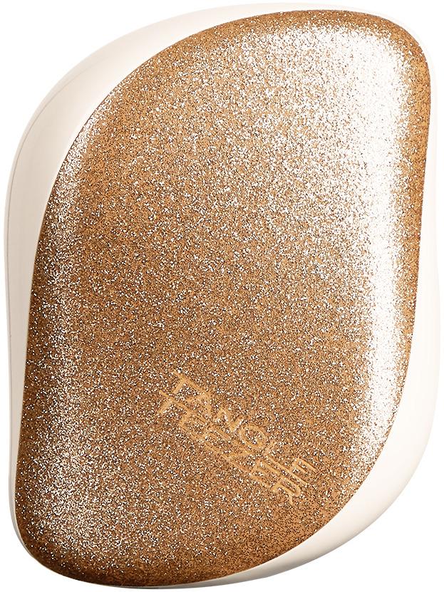 Расческа Tangle Teezer Compact Styler Gold Starlight, цвет: золотой