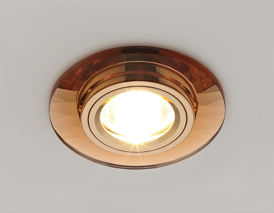 Встраиваемый светильник Ambrella light 8160 BR new 30w cob led light strip source warm white light lamp chip 120 65mm for diy car outdoor lighting led flood light dc12v 14v