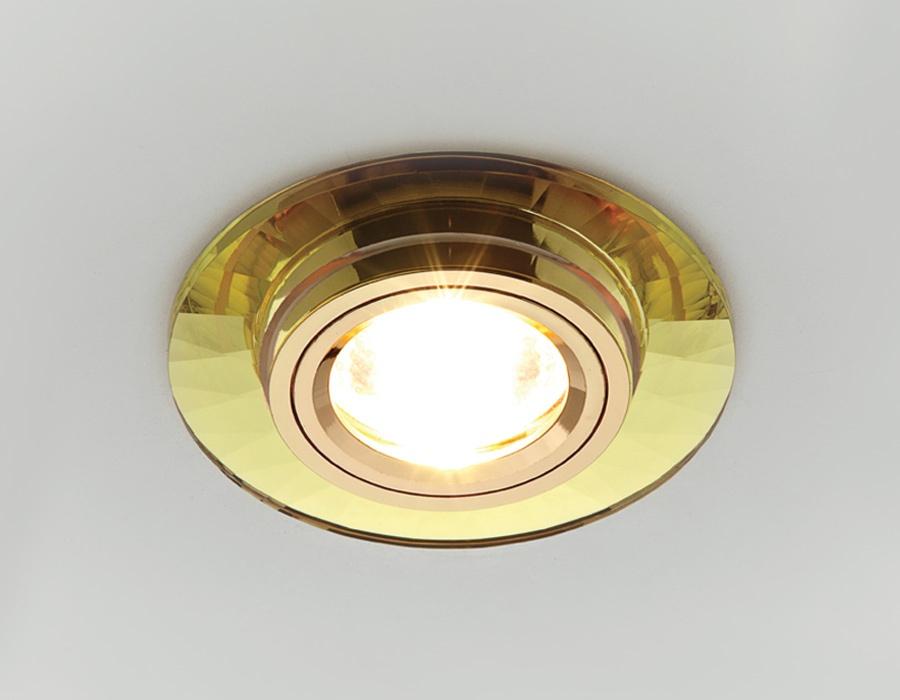 Встраиваемый светильник Ambrella light 8160 GOLD new 30w cob led light strip source warm white light lamp chip 120 65mm for diy car outdoor lighting led flood light dc12v 14v