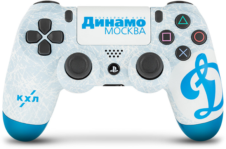 Контроллер беспроводной кастомизированный Sony DualShock 4