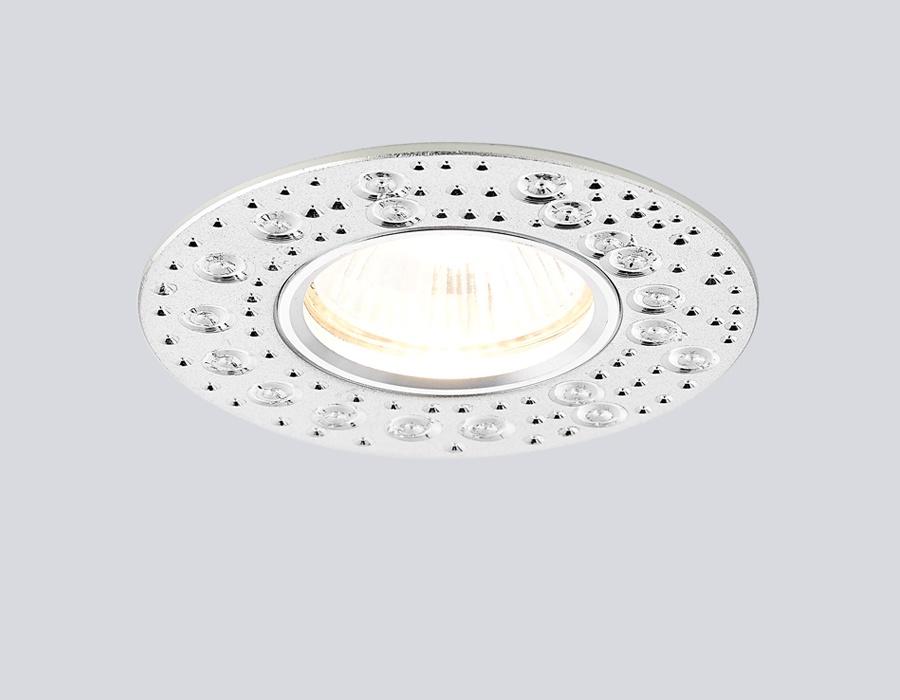 Встраиваемый светильник Ambrella light A801AL ambrella встраиваемый светильник ambrella led s701 cl ch ww
