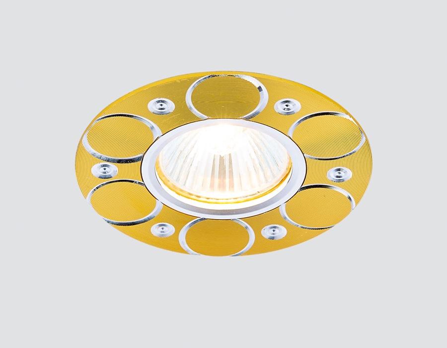 Встраиваемый светильник Ambrella light A808AL/G new 30w cob led light strip source warm white light lamp chip 120 65mm for diy car outdoor lighting led flood light dc12v 14v