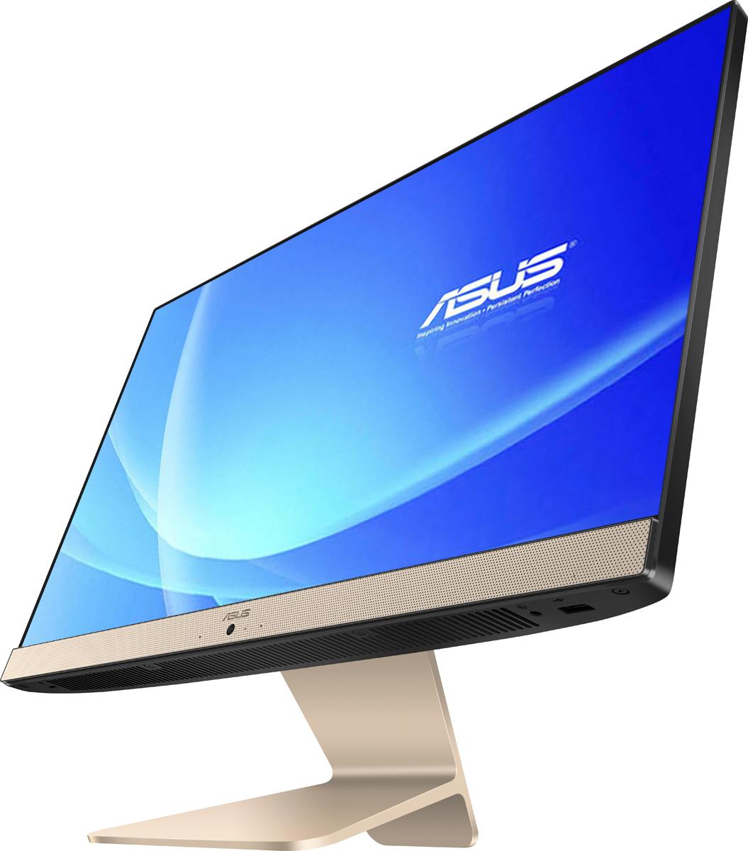 Моноблок ASUS Vivo AiO V222GBK, 90PT0221-M00300, 21.5, черный