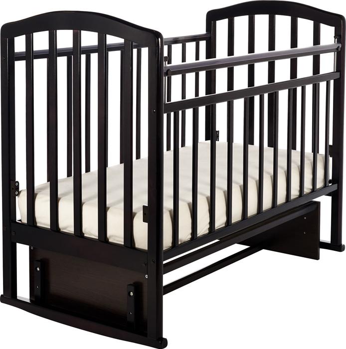 Кроватка детская Sweet Baby Emilia, цвет: венге детская кроватка sweet baby mario nuvola bianca белое облако