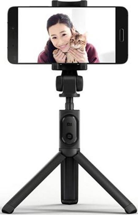 лучшая цена Монопод-трипод Xiaomi Mi Selfie Stick Tripod, Black