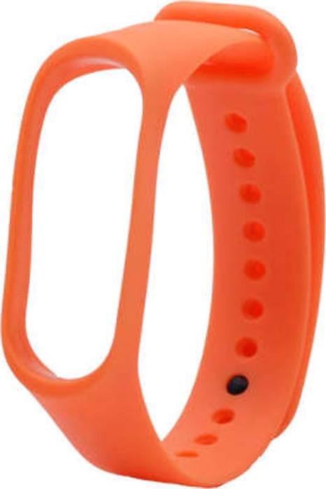 Ремешок силиконовый для Xiaomi Mi Band 3 Strap - Красный tpu wristband replacement strap for xiaomi mi band 2