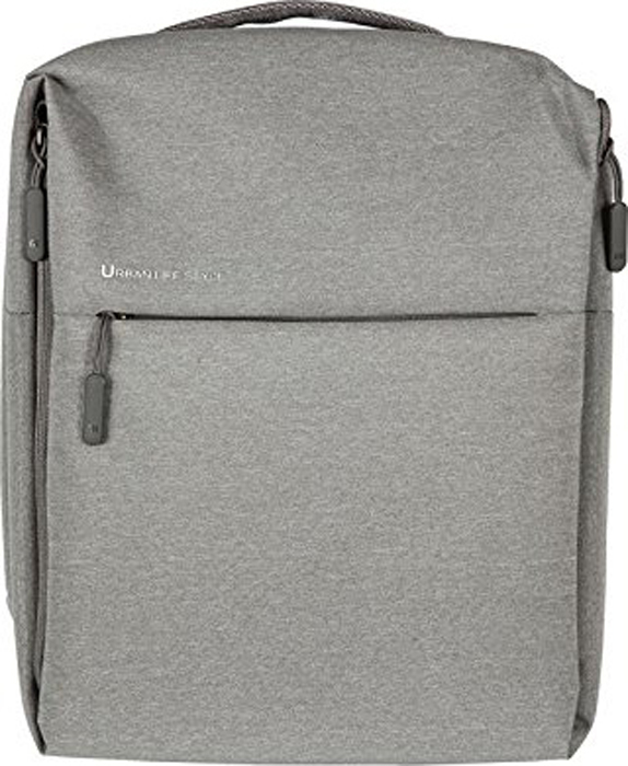 Рюкзак для ноутбука Xiaomi Mi City Backpack 15,6, Light Grey рюкзак xiaomi mi college casual shoulder bag light grey 74484
