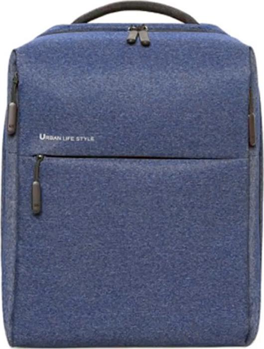 Рюкзак для ноутбука Xiaomi Mi City Backpack 14, Blue рюкзак для планшета 8 3 xiaomi mi city sling bag полиэстер серый micityslingbag lightgray dsxb01rm
